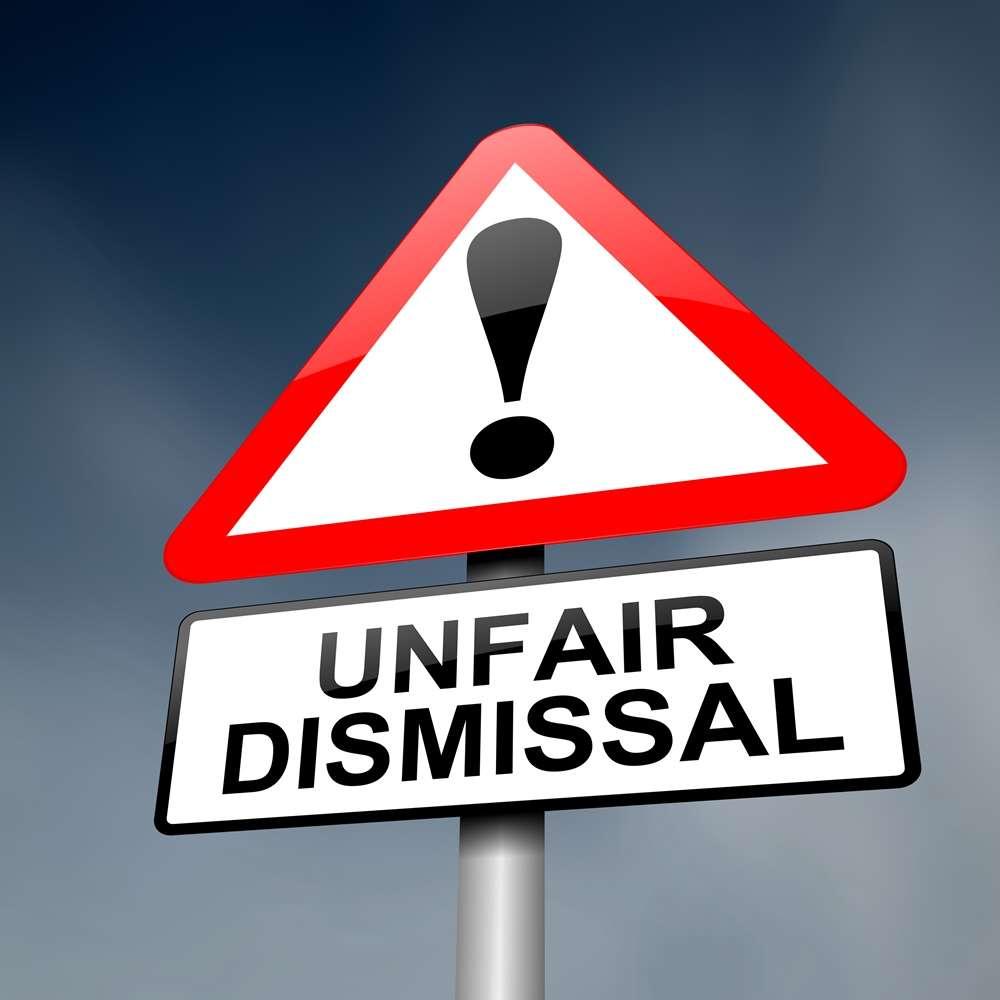 unfairly dismissed