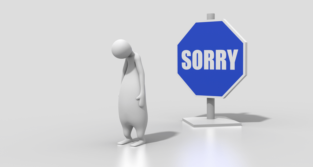Should your Employer say sorry? When should your Employer Apologize?, Unfair Dismissal Australia