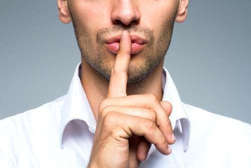 businessman silenced - unfair work